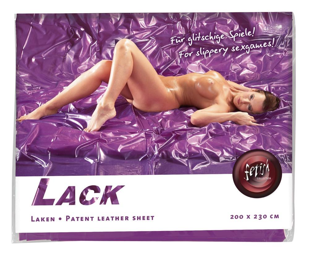 Lack Laken lila 200x230